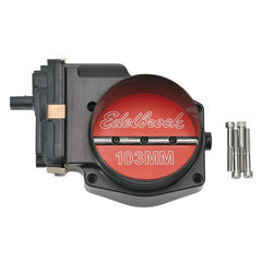 Edelbrock 15-17 Ford 5.0L 103mm Analog Electric Throttle Body