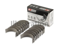 King Nissan VK56DE / VK56VDS / VK45DE / VK50VE (Size 0.25 Oversized) Rod Bearing Set