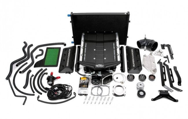 Edelbrock 2018-19 Mustang GT 2.65L Supercharger - Stage 1 Tuner Kit
