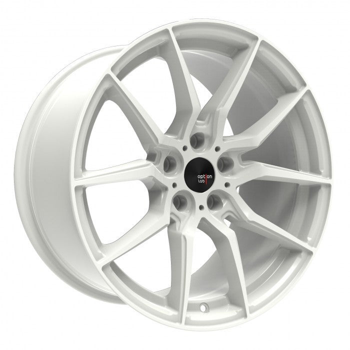 Option Lab R716 Focus RS 18x8.5 Wheel Set of 4