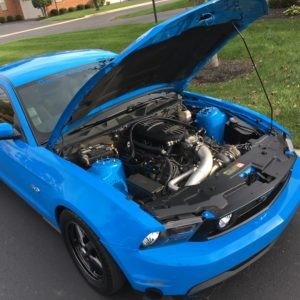 On3 Performance 2011–2014 Mustang 5.0 Single Turbo System
