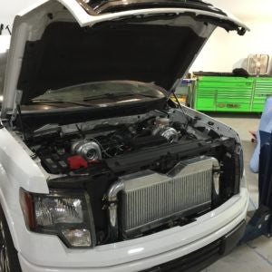 On3 Performance F150 2011–2017 5.0 Twin Turbo System F-150