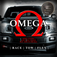 Oz Tuning 15-17 F150 5.0 - Omega Tune - Basic Mods