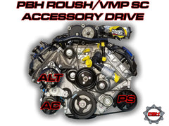 Power By The Hour Speed Drive Roush/VMP Supercharged 5.0L Coyote Swap