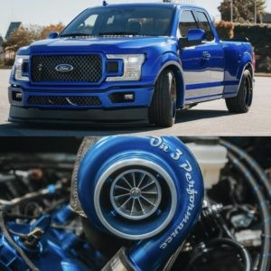 On3 Performance 2018 + F-150 5.0 Twin Turbo System F150