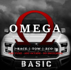 Oz Tuning 11-14 F150 5.0 - Omega Tune - Basic Mods (SCT Options)