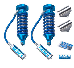 King Shocks 2005+ Nissan Frontier Front 2.5 Dia Remote Reservoir Coilover (Pair)