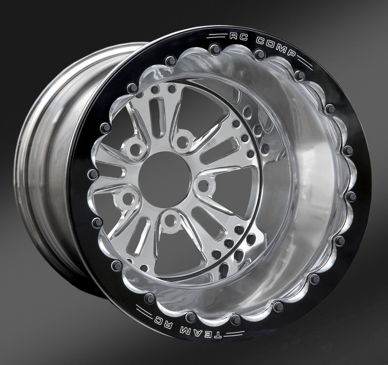 RC COMPONENTS FUSION REAR WHEEL