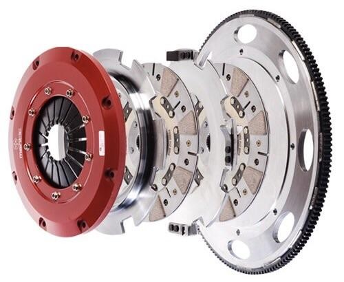 Mantic Clutch Kit - 9000 Series Sprung Street Cerametallic Twin Disc 15-18 GT350