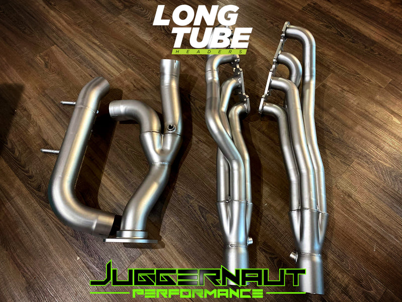 Long Tube Headers Ford F-150 ('15-'20) Coyote 1.875″ Headers