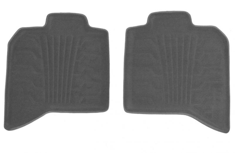 Lund 00-03 Chevy Malibu Catch-It Carpet Rear Floor Liner - Grey (2 Pc.)