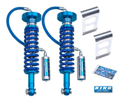 King Shocks 09-13 Ford F150 2WD/4WD Front 2.5 Dia Remote Reservoir Coilover (Pair)