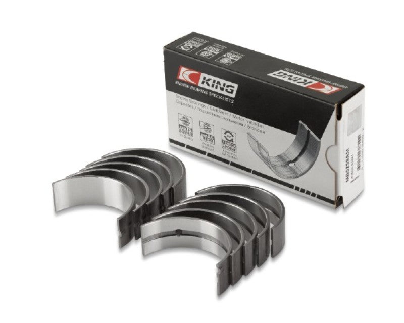 King Audi / Volkswagen ADZ/AWT/APK 1.6/1.8/2.0L Crankshaft Main Bearing Set (Set of 5) (Size +0.5)