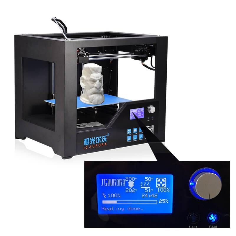 [  Only 1 Left At USA ] JGMaker Z603S Meanwell Power supply 3d printer 280X180X180