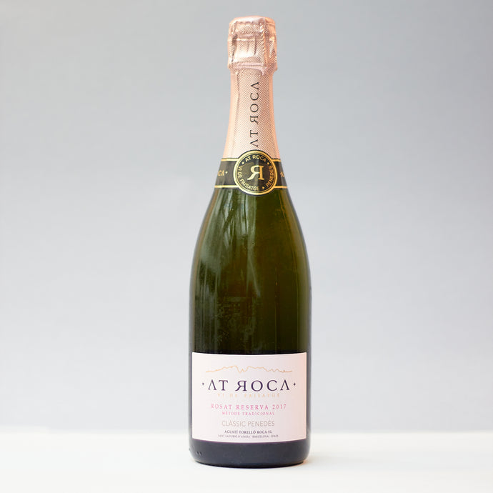 AT Roca, Espumoso Rosat, 750ml