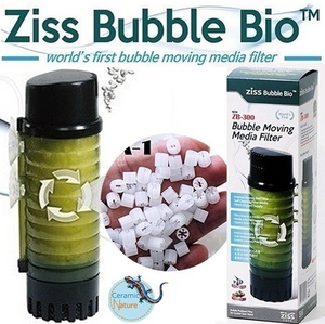 ZB-300 Bubble moving media filter