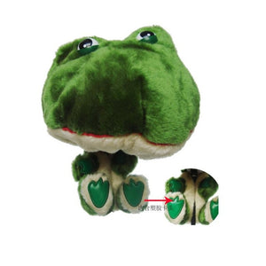 Open image in slideshow, Novelty Animal Golf Club Head Cover Headcover Protector for 460 CC/No.1 Wood Driver