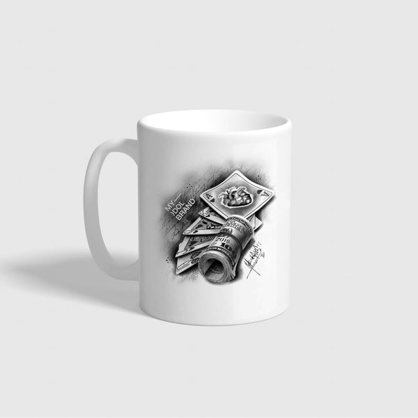 Taza Miguel Bohigues Poker