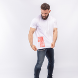 Marc Ribas Cook & Roll White T-Shirt