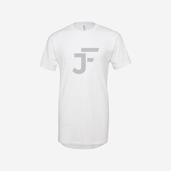 White Long T-shirt Junior Firpo