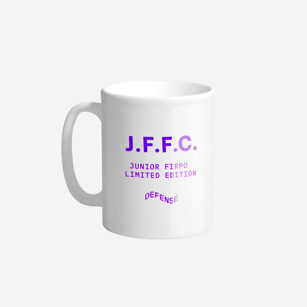 Junior Firpo White Mug