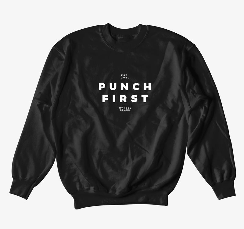 Punch First