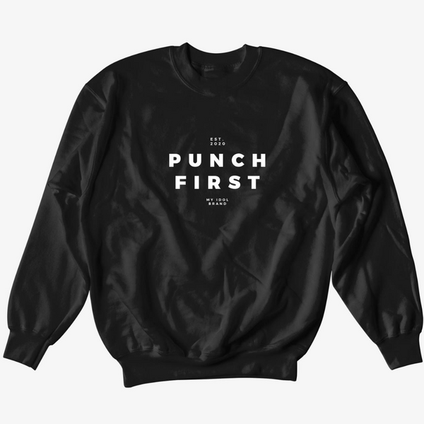 Punch First Black