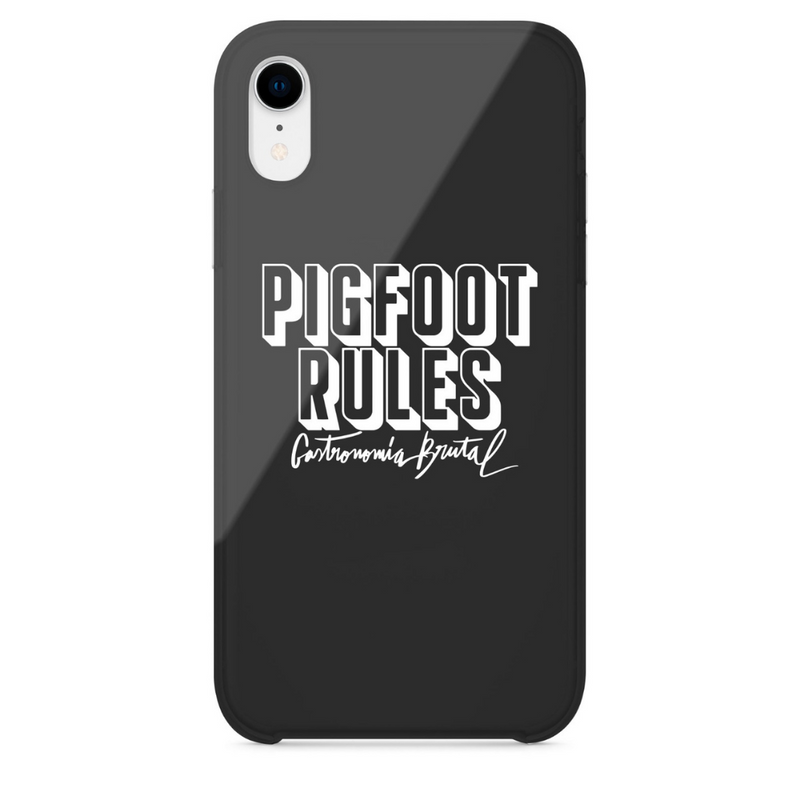 Funda Móvil Marc Ribas Pigfoot Rules
