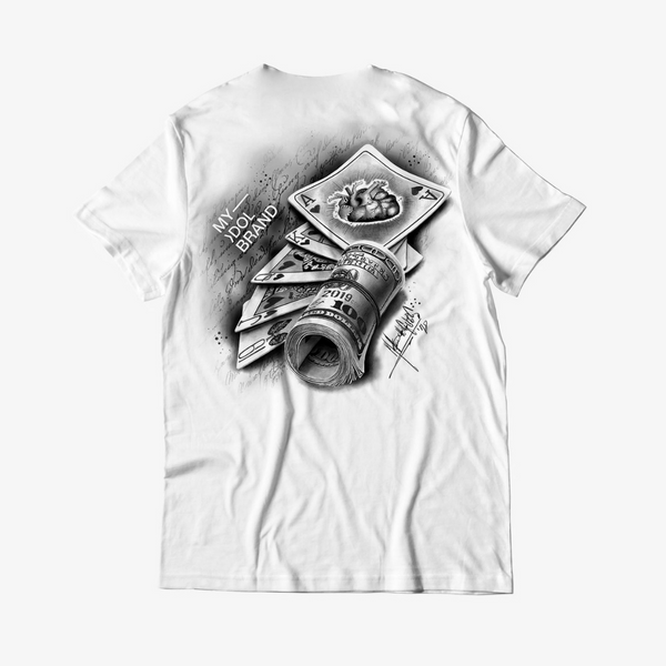 Camiseta  - Poker by Miguel Bohigues