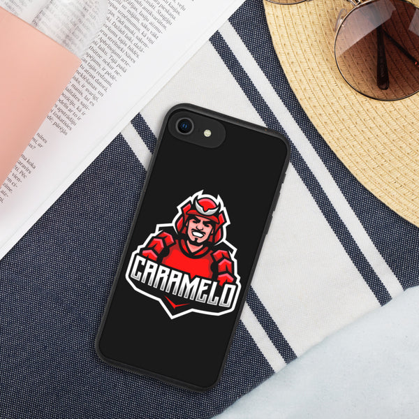 Funda de iPhone biodegradable Ninja Caramelo Int
