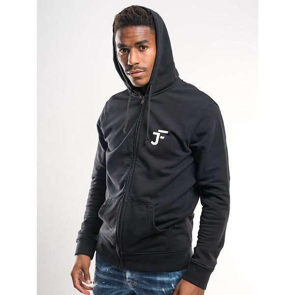 Black Sweatshirt Unisex Junior Firpo Hoodie