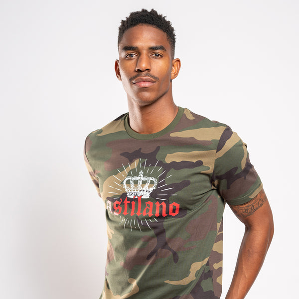 Corona Astilano T-Shirt by Junior Firpo