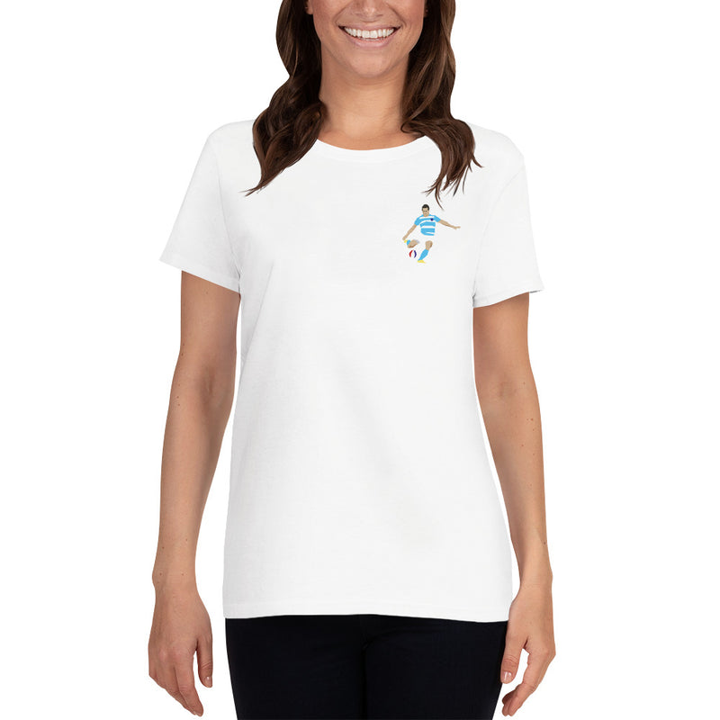 Camiseta player para mujer Nico Sanchez Int