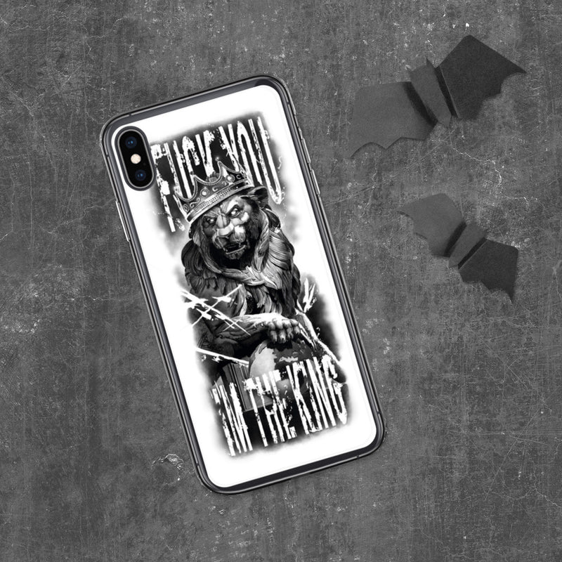 Carcasa para iPhone FUCK YOU Miguel Bohigues Int