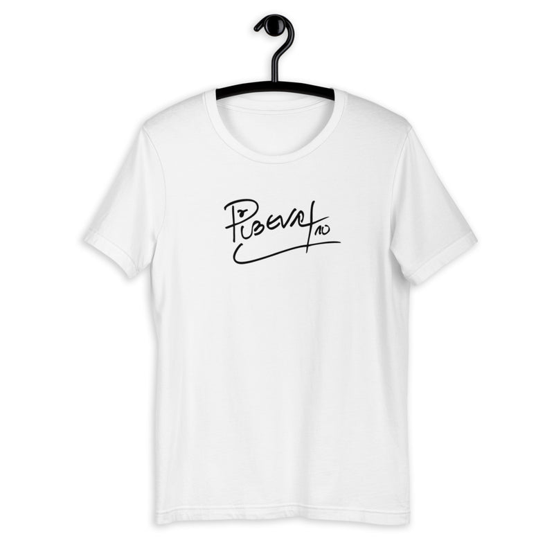 Pibe Int signature unisex short sleeve t-shirt