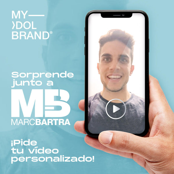 Customized Video by Marc Bartra