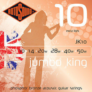 Rotosound JK10 (Extra Light)