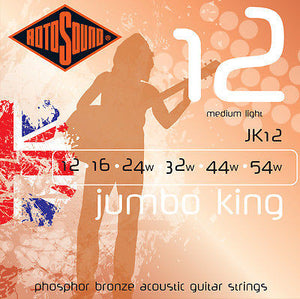 Rotosound JK12 (Medium Light)