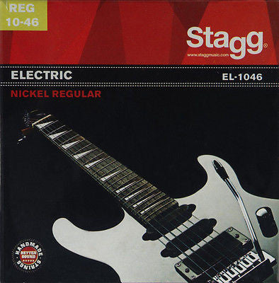 Stagg EL-1046 Electric Guitar Strings Regular Gauge