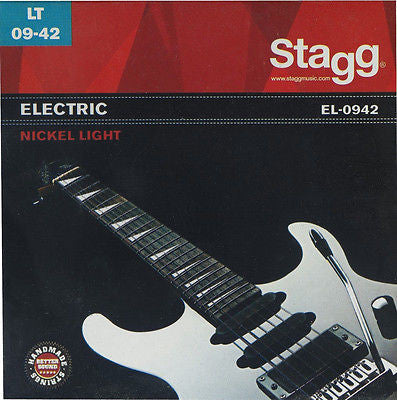 Stagg EL-0942 Electric Guitar Strings Light Gauge