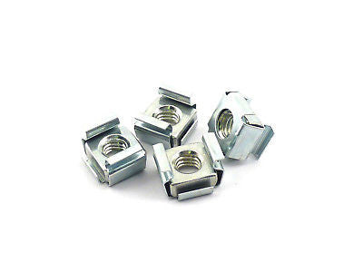 Marshall Chassis Cage Nuts (M6)