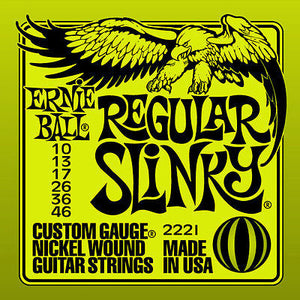 Ernie Ball Regular Slinky Nickel Strings