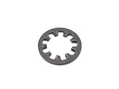 Starlock Washers Black (12)