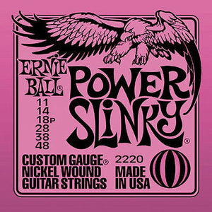Ernie Ball Power Slinky Nickel Strings