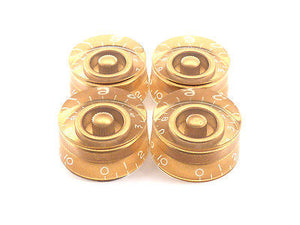 Gibson Style Speed Knobs (Gold)
