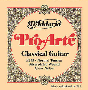 D'Addario EJ45 Classical Strings