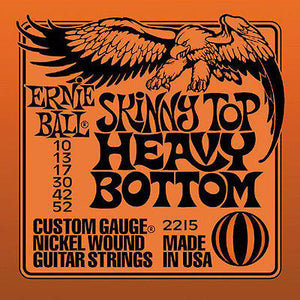 Ernie Ball Skinny Top/Heavy Bottom Nickel Strings