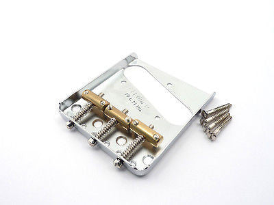 Fender Telecaster Vintage Saddle/Bridge (Chrome)