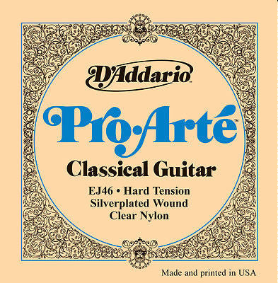D'Addario EJ46 Classical Strings