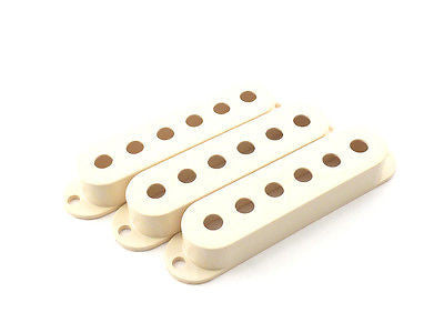 Fender Stratocaster Pickup Covers (Aged)